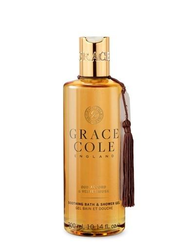 Grace Cole Grace Cole Oud Accord & Velvet Musk Duş Jeli 300 Ml Renksiz